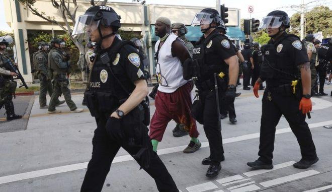Αστυνομία στη Μινεάπολις