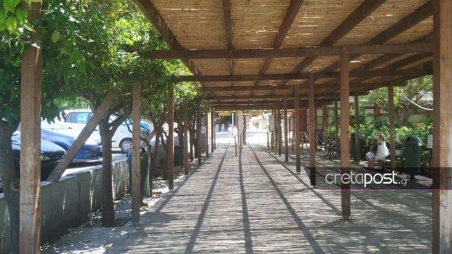 Κρήτη: Άδεια η Κνωσός από τουρίστες – Πρωτόγνωρες εικόνες