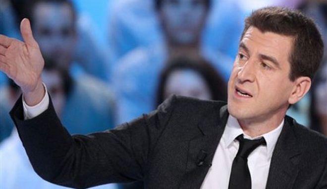 """Ματιέ Πιγκάς: """"Η κρίση που βιώνουμε δεν είναι ελληνική, αλλά ευρωπαϊκή"""""""