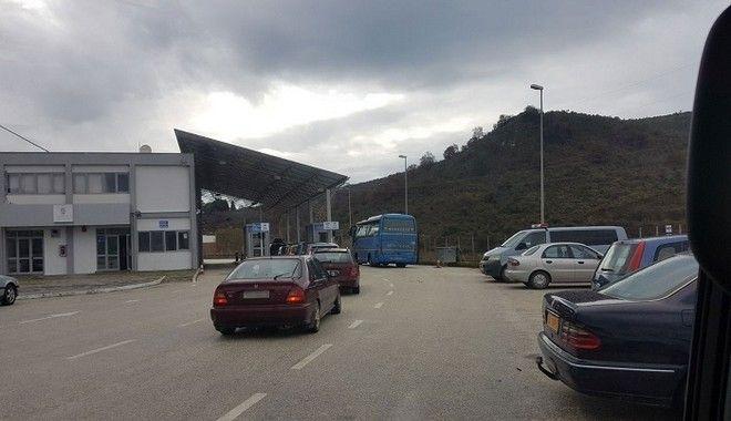 'Προσκύνημα' στην Ήπειρο οργάνωναν οι Τσάμηδες - Τους σταμάτησαν στα σύνορα