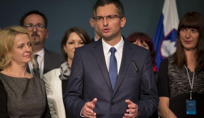 Νέος πρωθυπουργός της Σλοβενίας ο ανεξάρτητος κεντροαριστερός Μάριαν Σάρετς