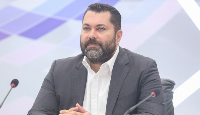 Ο πρώην υφυπουργός Ψηφιακής Πολιτικής Λευτέρης Κρέτσος