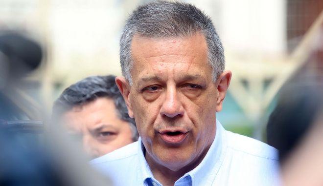 Ο πρόεδρος της Αττικό Μετρό Νίκος Ταχιάος