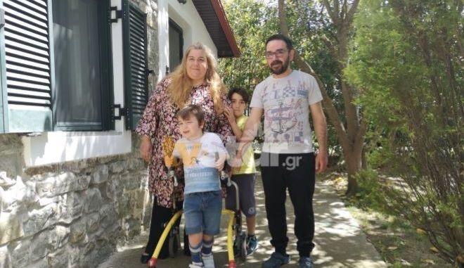 Η οικογένεια του μικρού Αλέξανδρου