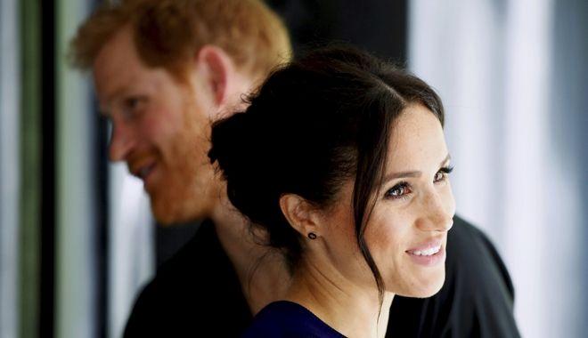 Χάρι και Μέγκαν, ο Δούκας και η Δούκισσα του Σάσεξ