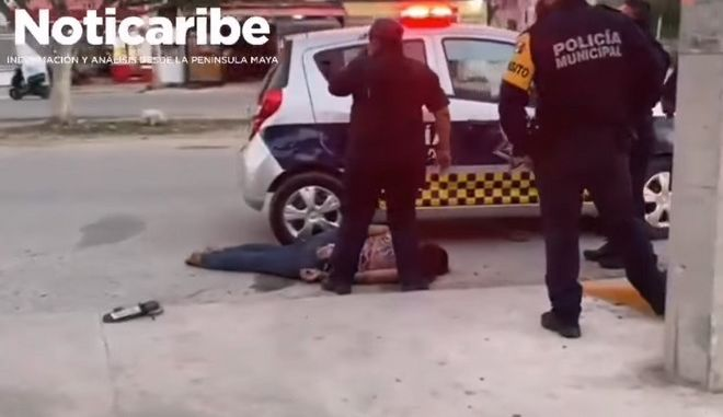 Μεξικό: Έρευνα για περίπτωση αστυνομικής βίας αλά Τζορτζ Φλόιντ - Νεκρή μία γυναίκα