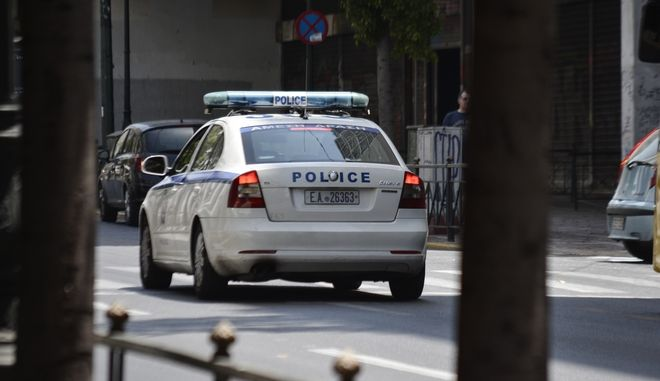 Αυτοκίνητο της Αστυνoμίας