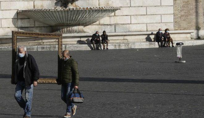 Έρημη πόλη η Ρώμη