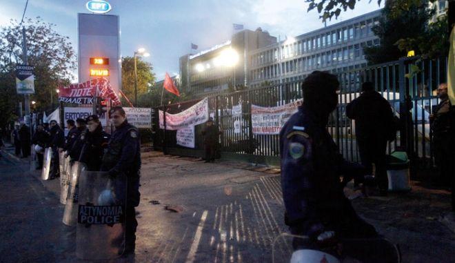 """ΠΟΕΣΥ και ΕΣΗΕΑ: """"Χουντική επέμβαση στην ΕΡΤ"""""""