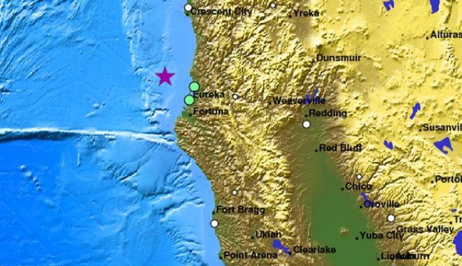 Σεισμός 6,9 Ρίχτερ στις ακτές της Καλιφόρνια