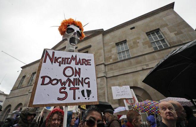 Brexit: Τζόνσον εναντίον νόμου