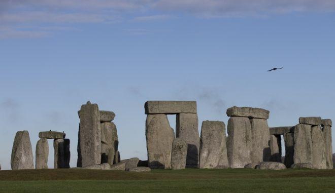 Το νεολιθικό μνημείο στο Γουίλτσαϊρ της Αγγλίας