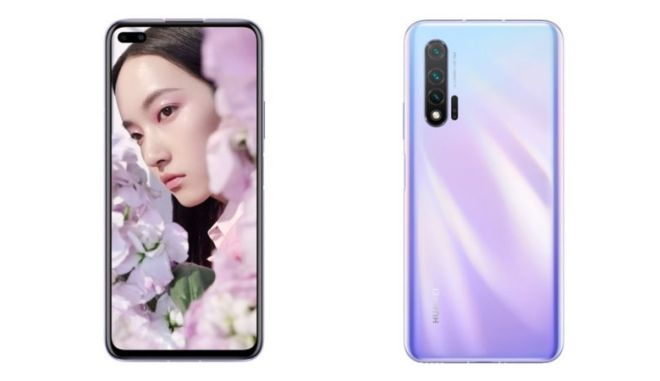 Huawei nova 6: Επίσημα με έκδοση 5G, Kirin 990 και την κορυφαία διπλή selfie κάμερα