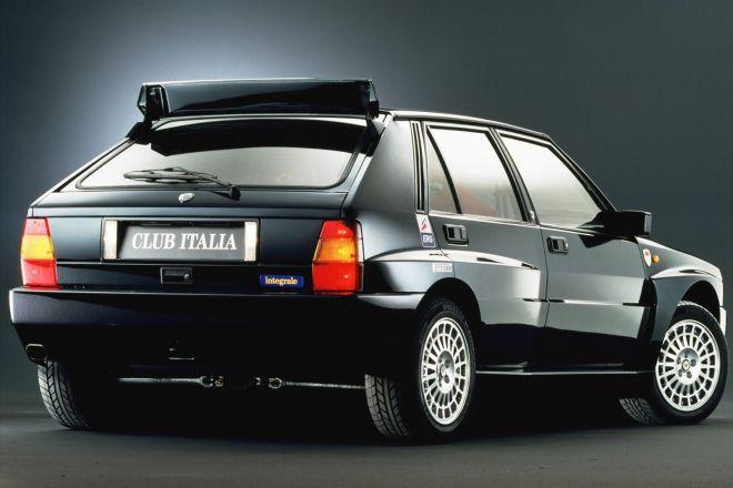 Νέα Lancia Delta Integrale. Μύθοι και πραγματικότητα