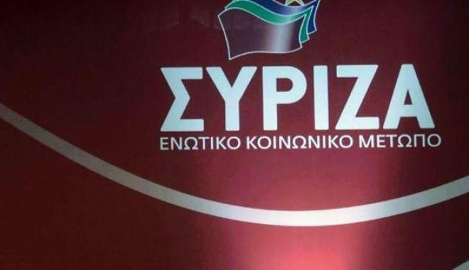ΣΥΡΙΖΑ: Άμεση και σε βάθος εξέταση της υπόθεσης του ΤΤ