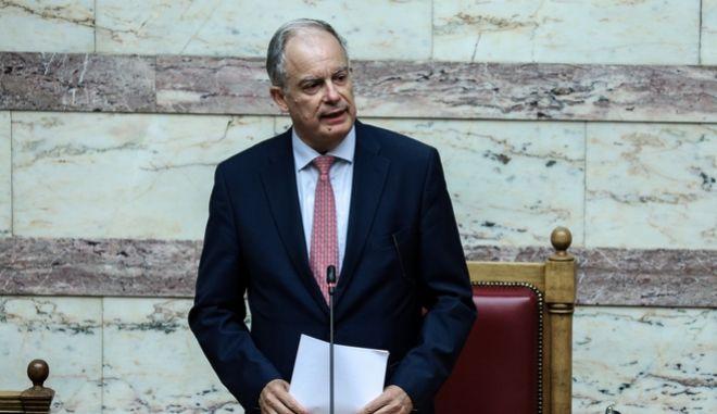 Ο Κωνσταντίνος Τασούλας νέος Πρόεδρος της Βουλής