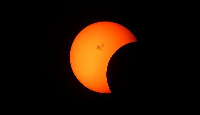 Μερική έκλειψη Ηλίου την Κυριακή - Δεν θα είναι ορατή από την Ελλάδα