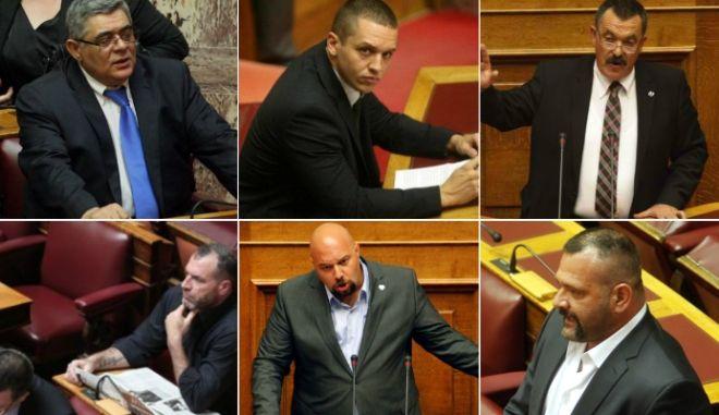 Τέλος στη βουλευτική αποζημίωση των έξι: Χάνουν 5.400 ευρώ το μήνα ο καθένας