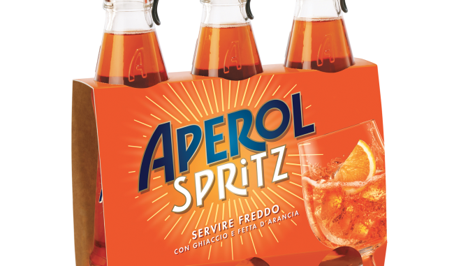 Aperol Spritz Ready To Enjoy:  Το πιο δημοφιλές ιταλικό Aperitivo έρχεται έτοιμο για απόλαυση!