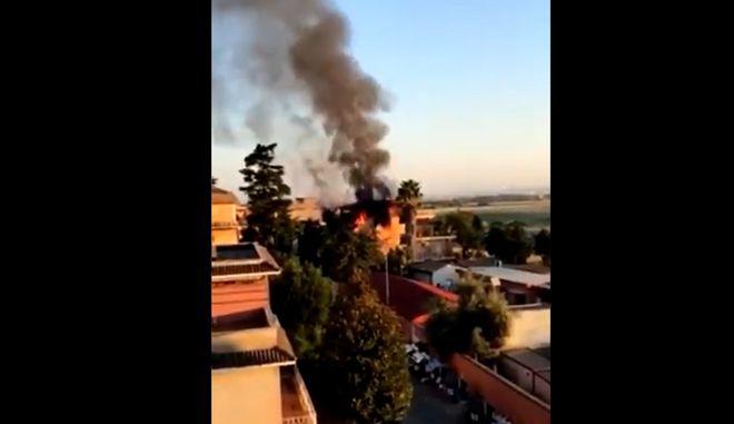 Ιταλία: Έκρηξη σε πολυκατοικία λόγω διαρροής φυσικού αερίου - Τρεις τραυματίες