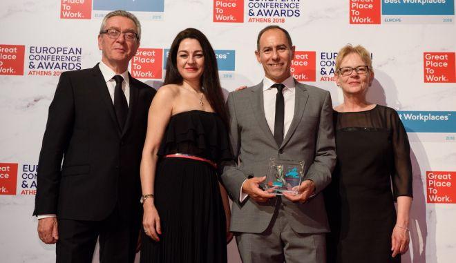 Η Praktiker Hellas κατακτά την 4η θέση πανευρωπαϊκά  για το καλύτερο εργασιακό περιβάλλον στον κλάδο του λιανεμπορίου στην κατάταξη Best Workplaces