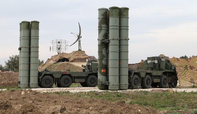 Πυραυλικό σύστημα S-400