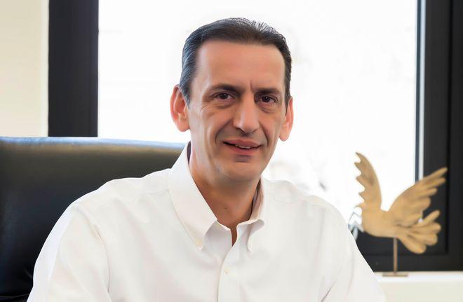 Βασίλης Σταύρου, Brand Presidend της ΑΒ Βασιλόπουλος