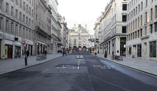 Lockdown στο Λονδίνο