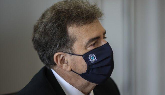 """Χρυσοχοΐδης: """"400 νέοι συνοριοφύλακες και ηλεκτρονική θωράκιση του Έβρου"""""""