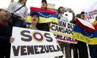 Νέες διαδηλώσεις κατά του Μαδούρο
