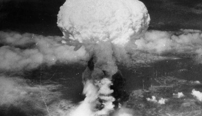 9 Αυγούστου 1945: Οι Αμερικανοί ρίχνουν τη δεύτερη πυρηνική βόμβα, τρεις μέρες μετά από τον πυρηνικό βομβαρδισμό της Χιροσίμα