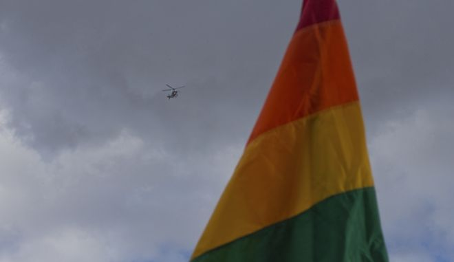 Στη Μαδρίτη σήμερα η World Pride Parade