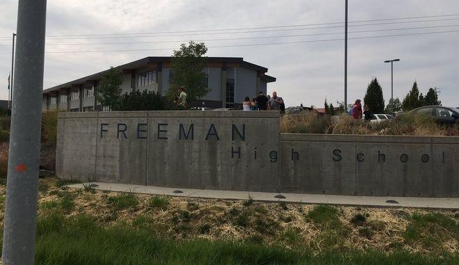 Ουάσινγκτον: Ένας μαθητής λυκείου νεκρός και τρεις τραυματίες από τα πυρά συμμαθητή τους