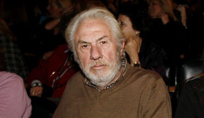 Ο σπουδαίος πρωταγωνιστής, Γιώργος Μιχαλακόπουλος (Φωτογραφία αρχείου)