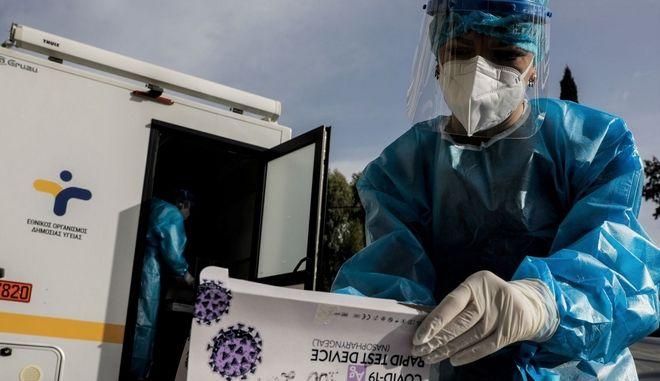 Κορονοϊός: 1327 νέα κρούσματα στην Ελλάδα, τα 676 στην Αττική - 22 νεκροί