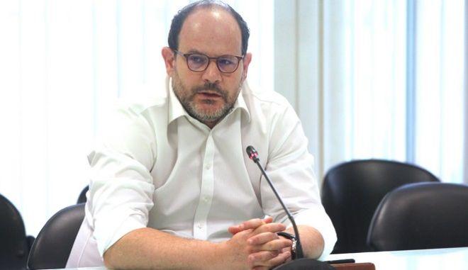 O τέως Γενικός Γραμματέας του υπουργείο Ανάπτυξης και Επενδύσεων, Νίκος Μαντζούφας