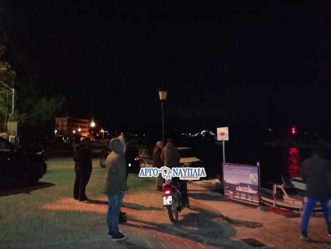 Αργολίδα: Αγνοείται ψαράς Τολό - Ελικόπτερο για την έρευνα