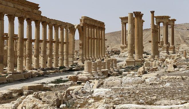 Παλμύρα, Συρία