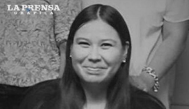 Η Κάρλα Τούρσιος, δημοσιογράφος στο Ελ Σαλβαδός που δολοφονήθηκε