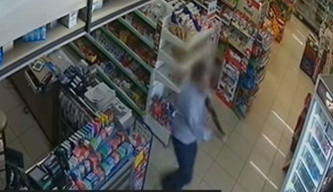 Χανιά: Σοκαριστικό βίντεο από τη δολοφονία του 43χρονου ιδιοκτήτη μίνι μάρκετ