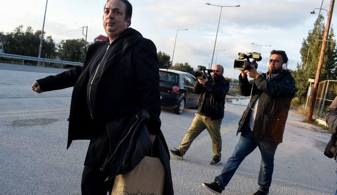 Απο την αποφυλάκιση του Ριχάδρου Μυλωνά τον Δεκέμβριο του 2018.