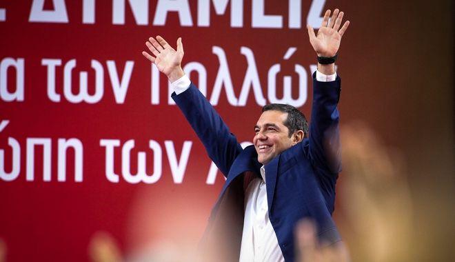 Ομιλία του Πρωθυπουργού Αλέξη Τσίπρα στην Πάτρα