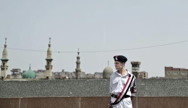 Αστυνομικός στην Αίγυπτο