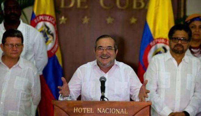 Ροντρίγκο Λοντόνιο: Από αρχηγός των ανταρτών της FARC, υποψήφιος πρόεδρος της Κολομβίας