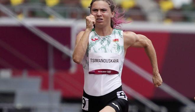 Ολυμπιακοί Αγώνες: Η ΔΟΕ περιμένει την έκθεση της Λευκορωσίας για το διπλωματικό επεισόδιο με Τσιμανούσκαγια