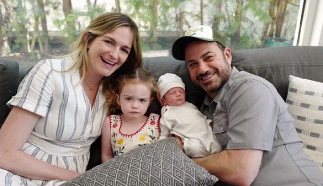 Jimmy Kimmel: Σε δεύτερη εγχείρηση καρδιάς ο μόλις 7 μηνών γιος του