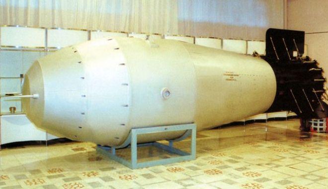 Η βόμβα του τσάρου