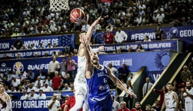 Η Εθνική μπάσκετ προκρίθηκε στο παγκόσμιο της Κίνας