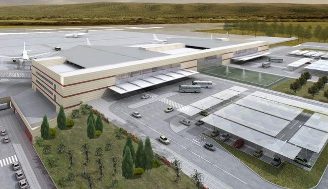 Νέο Αεροδρόμιο Καστελίου: Γκάζι στις κατασκευές με 80 εκατ. ευρώ από το Υποδομών
