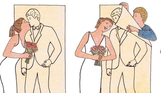 Αποτέλεσμα εικόνας για Γιατί θα παντρευτείς τον λάθος άνθρωπο…